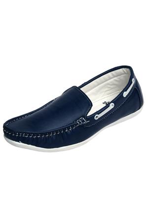 Molessi ML16LB602S Blue Men Loafers