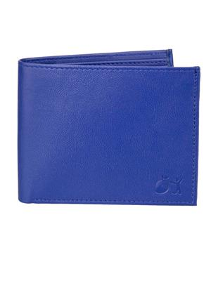 Mango People MP-100-BL Blue Men Wallet
