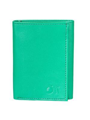 Mango People MP-101-GR Green Men Wallet