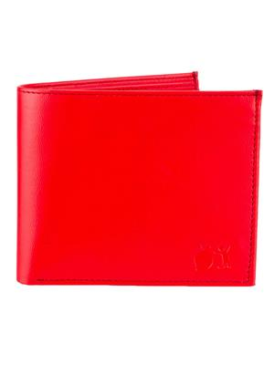 Mango People MP-107-LRD Light Red Men Wallet