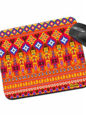 Kolorobia MPIKT11 Terrific Ikat Art Mouse Pad