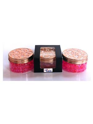 Studio Tica MRC-VP- 70 Crystals Air freshener  - 70 Gm Moroccan Rose Combo Pack