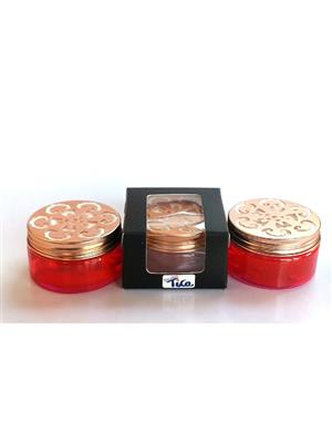Studio Tica MRG-VP - 80 Gel Air freshener - 80 Gm Moroccan Rose Combo Pack