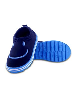 MYSHOEBOXX MSB-KD001 Blue Boys Casual Shoes