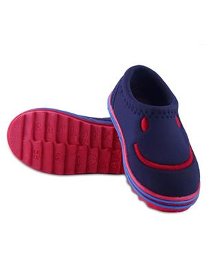 MYSHOEBOXX MSB-KD002 Red Boys Casual Shoes