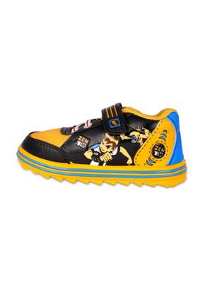 MYSHOEBOXX MSB-KD008 Yellow-Black Boys Casual Shoes