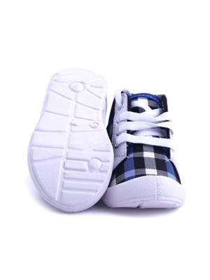 MYSHOEBOXX MSB-KD013 Blue Boys Casual Shoes