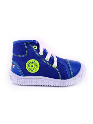 MYSHOEBOXX MSB-KD506 Blue Boys Casual Shoes