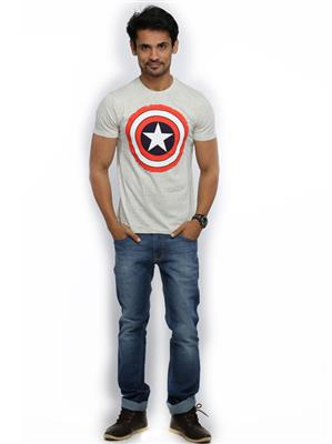 Marvel CA1CMT380 Men T-Shirt