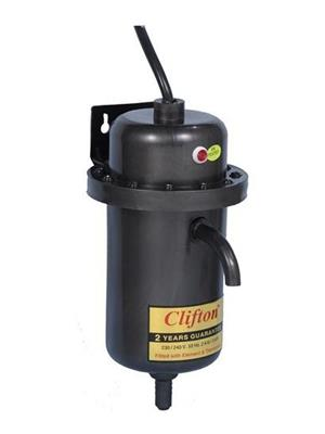 Clifton MW-3000 Black instant Geyser