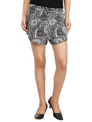 MIWAY MW24  Grey Women Shorts