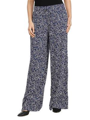 MIWAY MW2 Blue Women Trousers