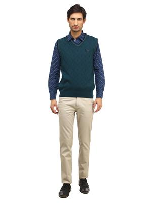 Integriti KIST-159-Til Blue Sweater