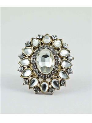 Mayine MYLR38W White Women Ring