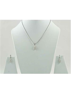Mayine MYPD61W White Women Jewellery Sets