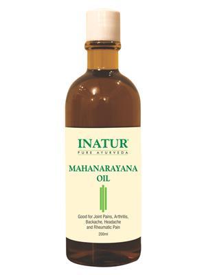 Inatur Mahanarayana Oil Skin Care