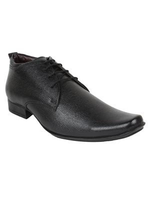 Mansway 2002 Black Men Formal Shoes