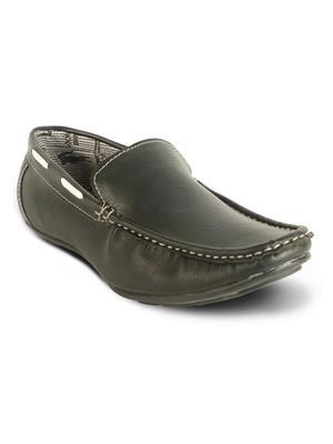 Mansway 201 Black Men Loafers