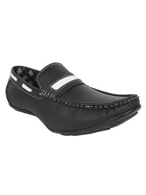 Mansway 202  Black Men Loafers