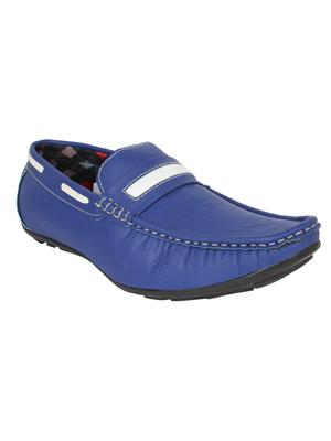 Mansway 202 Blue Men Loafers