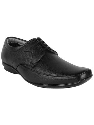 Mansway 2504 Black Durby Men Formal Shoes
