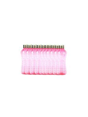Intra Plasto Maxi Pink 1000ml Plastic Bottle set of 12
