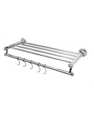 Nipun N-12  Steel Towel Rod