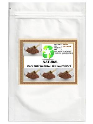 Natural Natayur024   Arjuna Powder