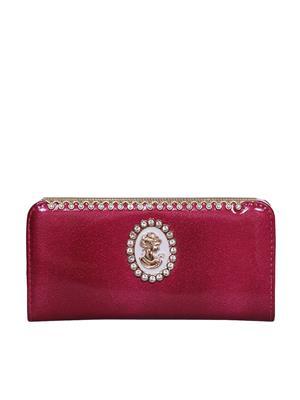 NotBad NB-0091 Fuschia Women Wallet