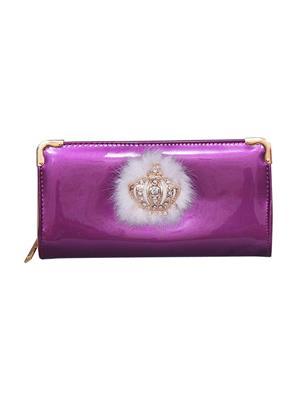 NotBad NB-0095 Purple Women Wallet