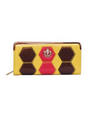 NotBad NB-0096 Yellow Women Wallet