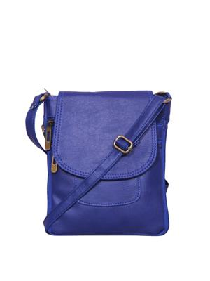 NotBad NB-124 Blue Women Sling Bag