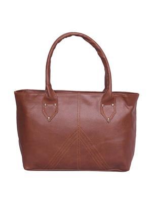 NotBad NB-0070 Tan Women Handbag