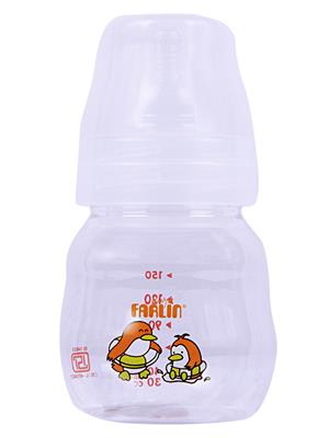 Farlin Nf 810 - Orange Unisex-Baby Feeding Bottle 300 Cc