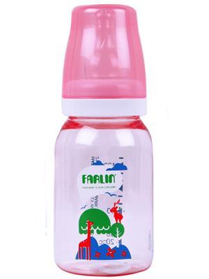 Farlin Nf 868C - Pink Unisex-Baby Feeding Bottle 120 Cc