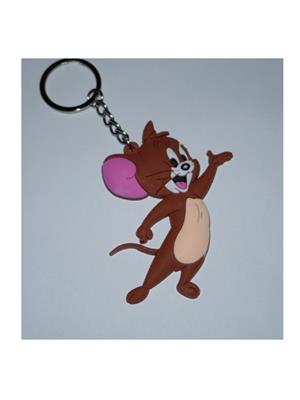 Imported NG_KEY765 Multicolored Jerry Key Chain