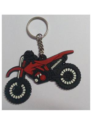 Imported NG_KEY895 Multicolored Bike Key Chain