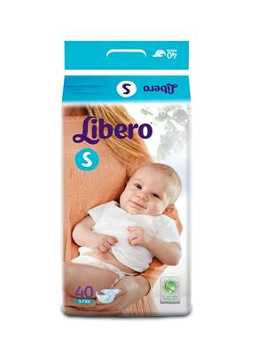 Libero NG_LIBS40 White Pants Diaper