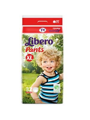 Libero NG_LIBXL32 White Pants Diaper