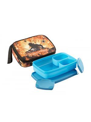 Signoraware NG_SIGRDJ Blue Lunch Box with Bag