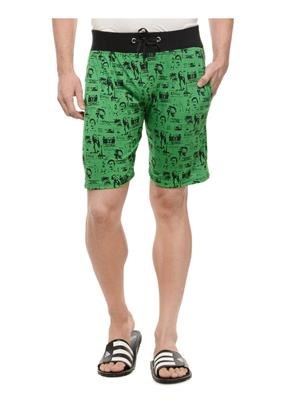 Rose Taylor Nick4015 Green Men Short