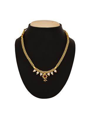 The Luxor NK-1851 Multicolored Women Necklace