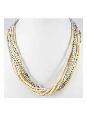Quail Nk3235F Ivory Necklace sets