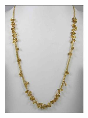 Quail Nk3618B Gold Necklace sets
