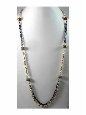Quail Nk4673 Multicolor Necklace sets