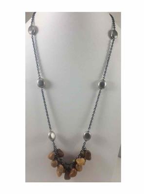 Quail Nk4770 Multicolor Necklace sets