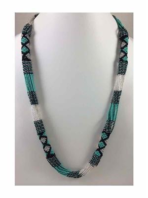 Quail Nk4881B Multicolor Necklace sets