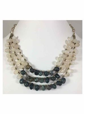 Quail Nk5020B Multicolor Necklace sets