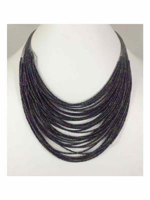 Quail Nk5068 Peackock Necklace sets