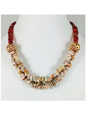 Quail Nk5587 Multicolor Necklace sets